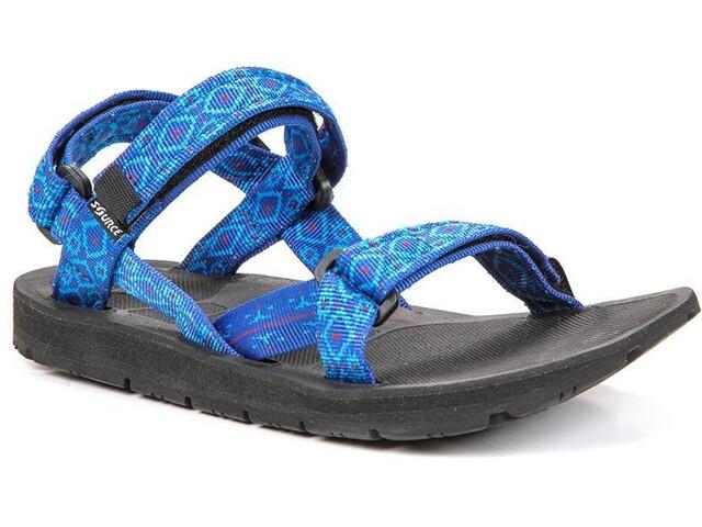 SOURCE Stream Chaussures Femme, midnight blue